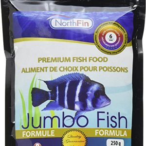 Northfin Jumbo quality fish food