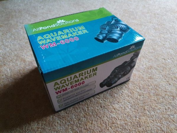 all pond solutions wm-6000 wavemaker review
