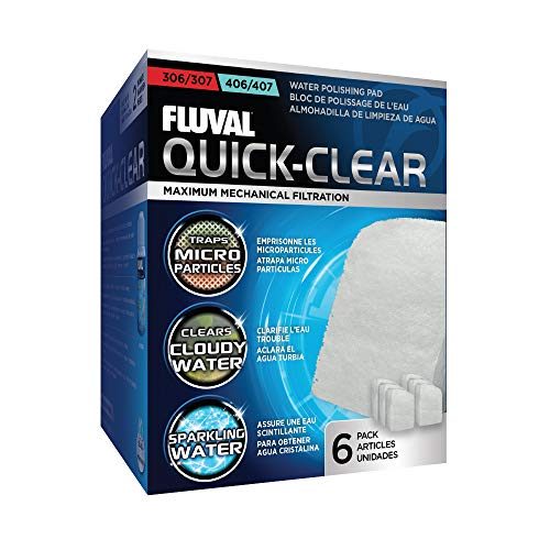 Fluval 3067 and 4067 Filter Water Polishing Pad 0