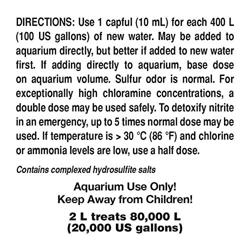 ammonia in tap water