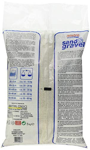 Wave Fine Sand Substrate 5 kg White 0 0