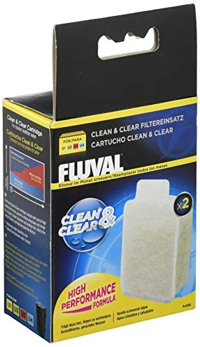 Fluval U Internal Filters Clean and Clear Cartridge 0 0